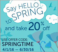 SilcSkin specials for Spring 2016