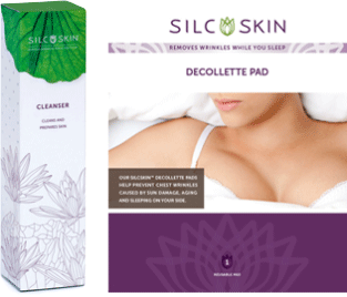 SilcSkin Complete Chest Care