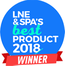 LNE and Spa's Best Product 2018 Winner