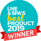 LNE and Spa's Best Product 2019 Winner