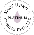 SilcSkin is Made Using a Platinum Curing Process